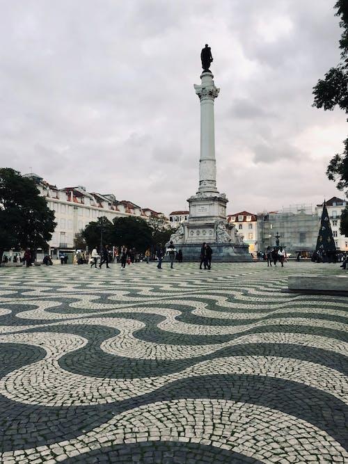Foto profissional grátis de cor do outono, Lisboa