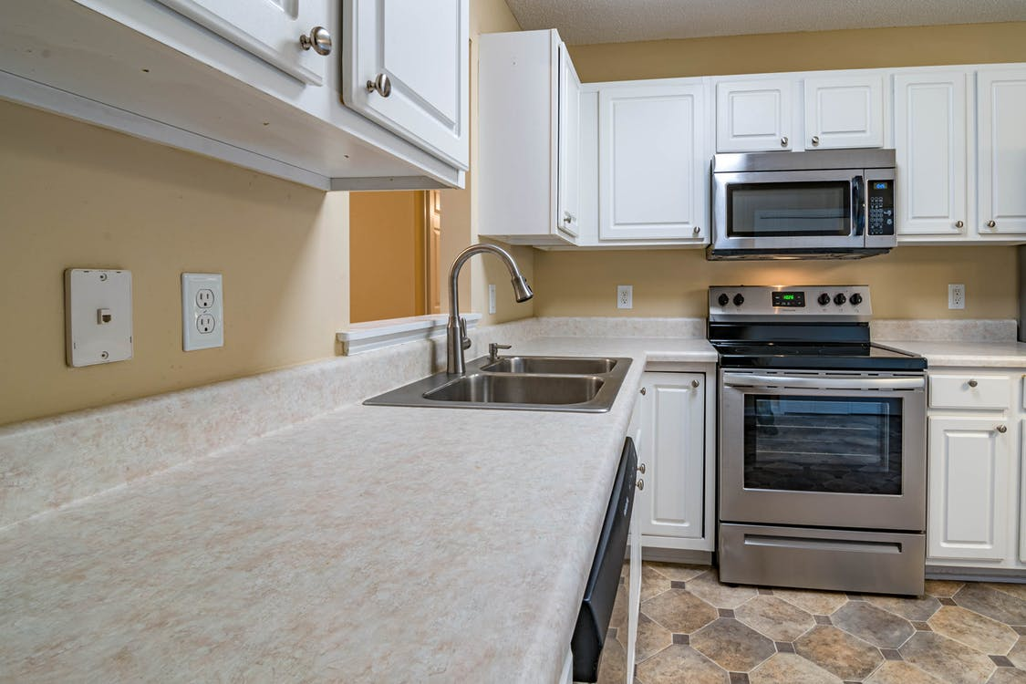 kitchen, kitchen appliance, kitchen counter