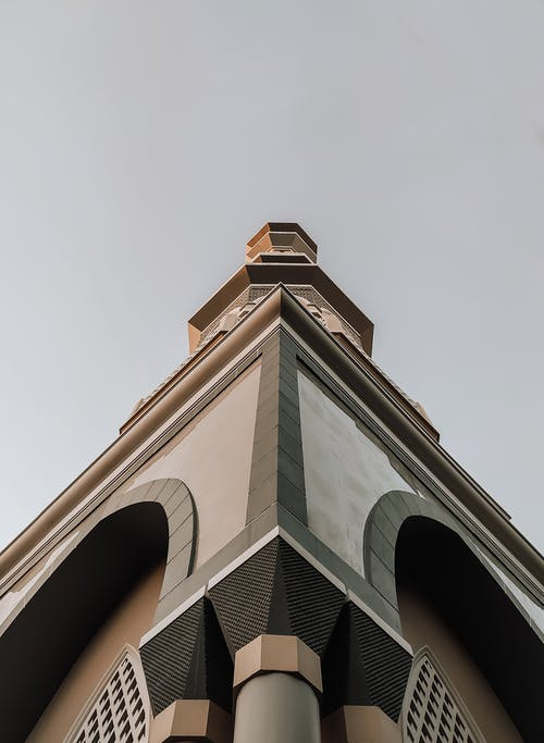 View of Edge of the Building