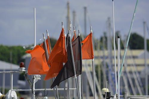 Darmowe zdjęcie z galerii z balisy, bouã © es, couleurs, drapeaux