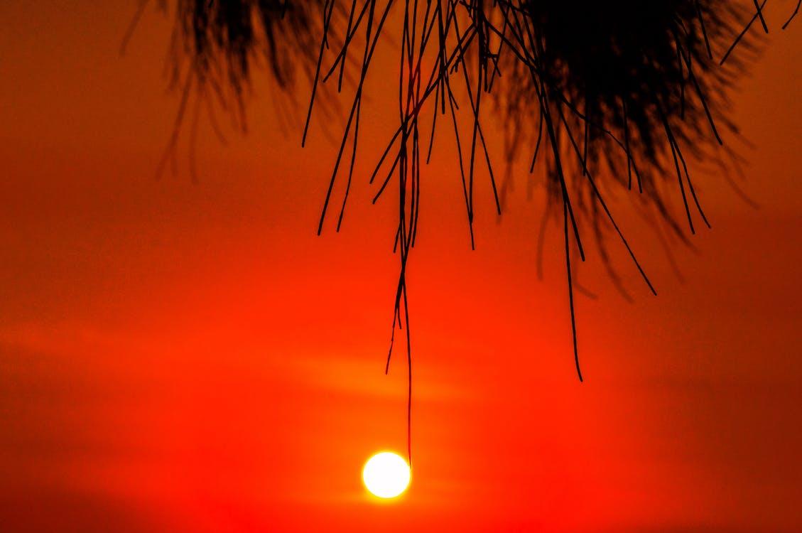 αντανάκλαση, απόγευμα, αυγή