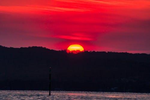 Бесплатное стоковое фото с Австралия, вечер, вода, живописный