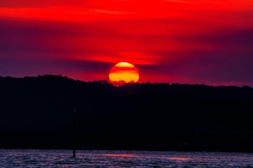 Základová fotografie zdarma na téma austrálie, centrální pobřeží nsw, červánky, jezero