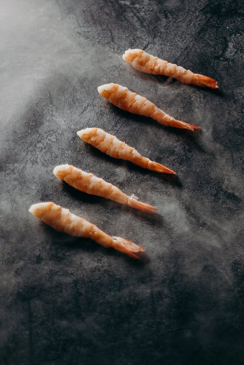 Photo Of Cooked Shrimps