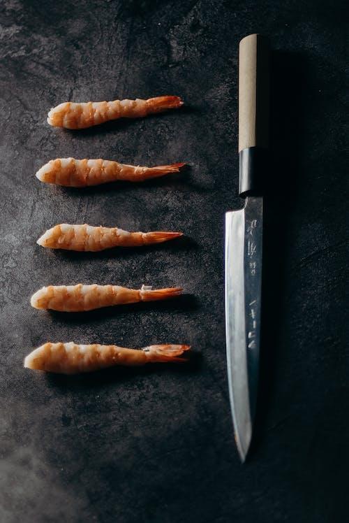 Δωρεάν στοκ φωτογραφιών με yummy, αιχμηρός, ασιατικό φαγητό, γαρίδα