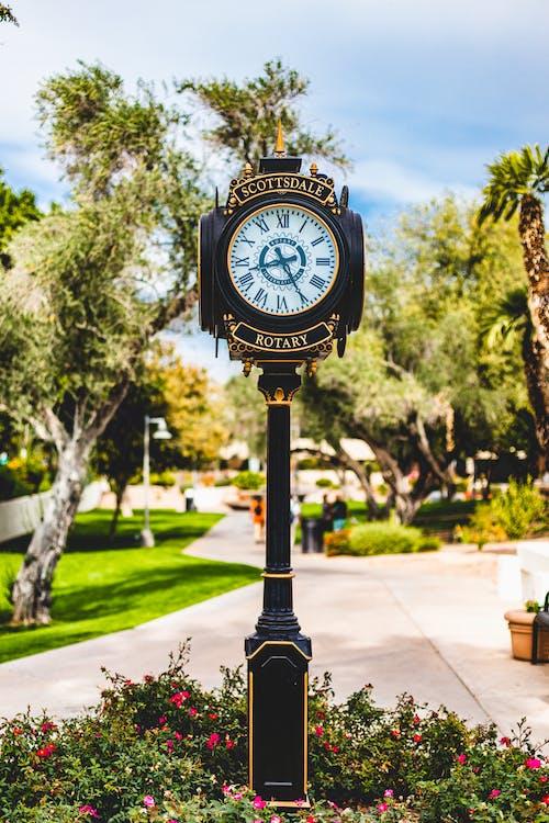 Imagine de stoc gratuită din afară, arizona, cărare, ceas