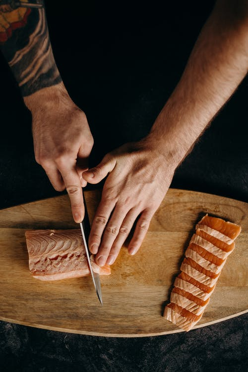 คลังภาพถ่ายฟรี ของ การจัดเตรียม, การเตรียมอาหาร, ความชำนาญ, ความสามารถ