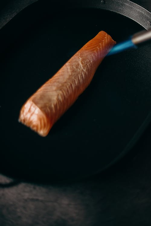 alaz, alev, Asya yemeği, ateş içeren Ücretsiz stok fotoğraf