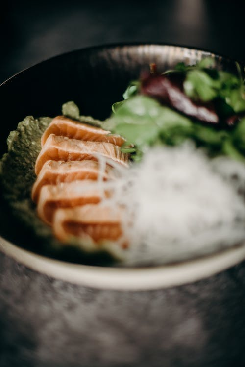 Gratis lagerfoto af asiatisk mad, delikat, fisk