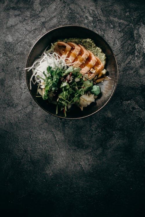 Photos gratuites de aliments, assiette, bol, cuisine asiatique