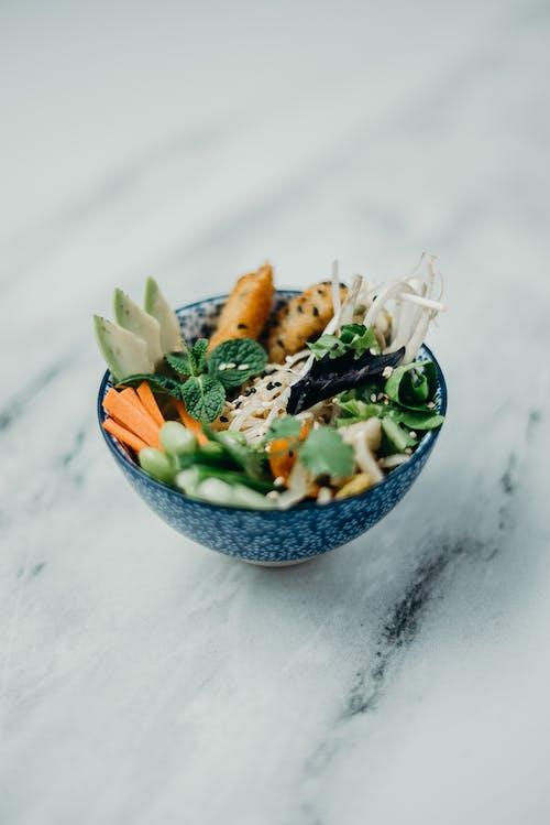 亞洲美食, 亞洲食品, 午餐, 可口 的 免費圖庫相片