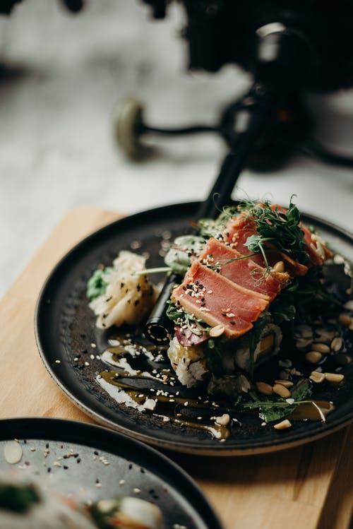 アジア料理, アペタイザー, インドア, エピキュアの無料の写真素材