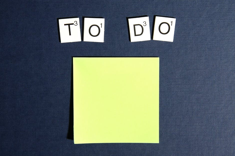 agenda, blank, checklist