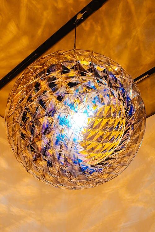 Foto profissional grátis de arte, esfera, exibição