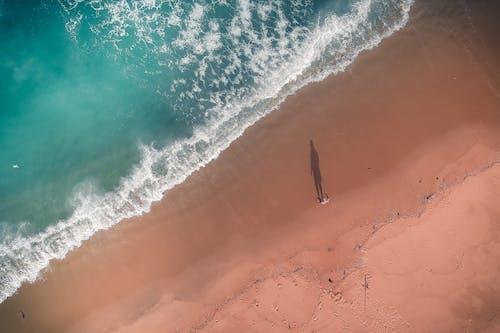 Bovenaanzicht Fotografie Van Seashore