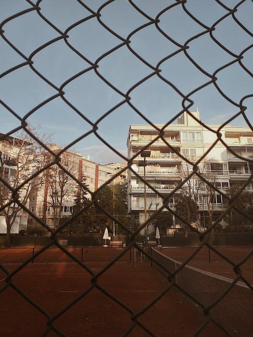 Ingyenes stockfotó bérház, bíróság, lakóház témában