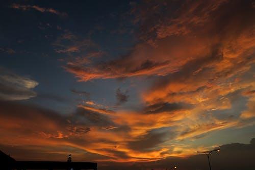 Free stock photo of beautiful sky, clouds