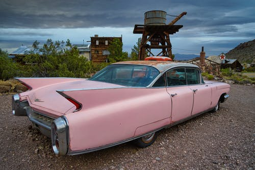 Classic Pink Coupe