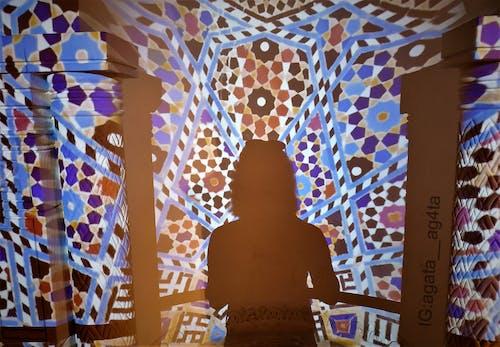 Kostenloses Stock Foto zu arabisch, arabischen stil, beleuchtung, blau