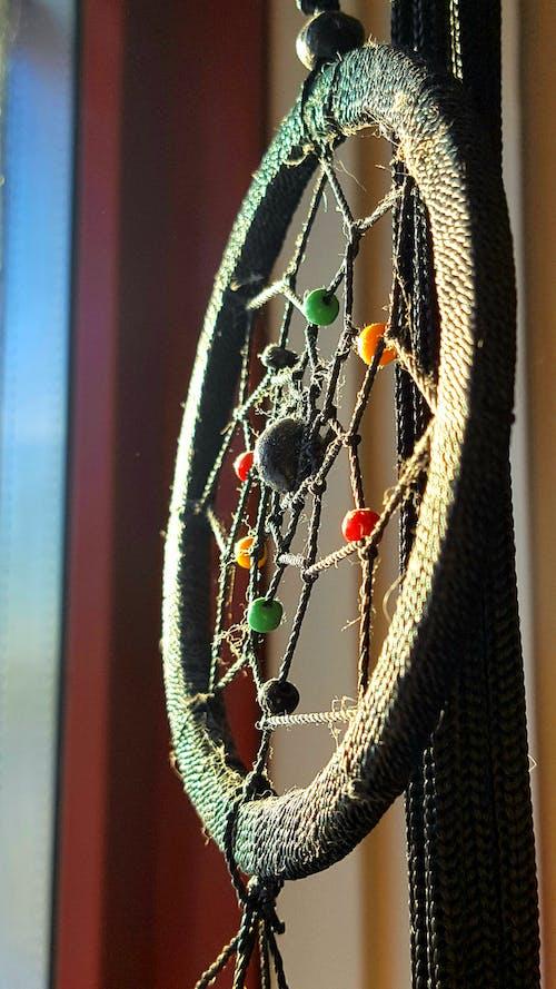 Free stock photo of beads, craft, dream catcher, dreamcatcher
