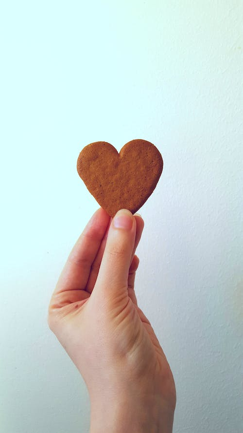 Free stock photo of biscuit, christmas, cookie, fingers