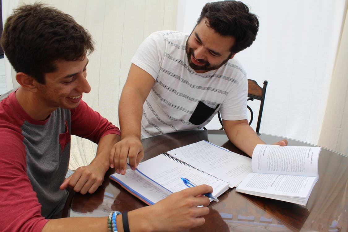 Free stock photo of students, study, studying