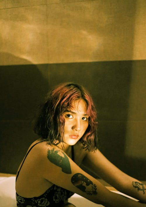 Imagine de stoc gratuită din fată, fată japoneză, fată tânără