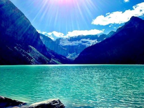 Kostnadsfri bild av berg, landskap, lugnt vatten, natur