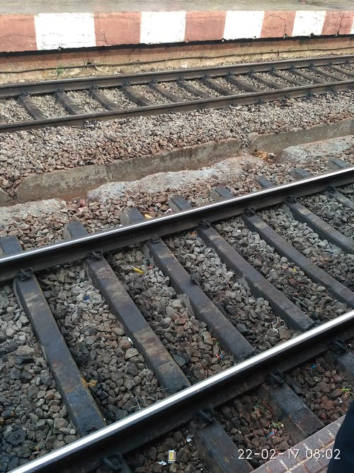 Free stock photo of Railway track.