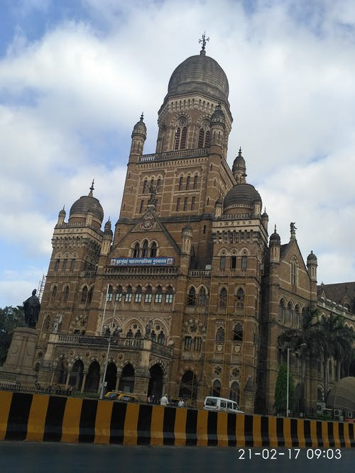 Free stock photo of BMC office, mumbai