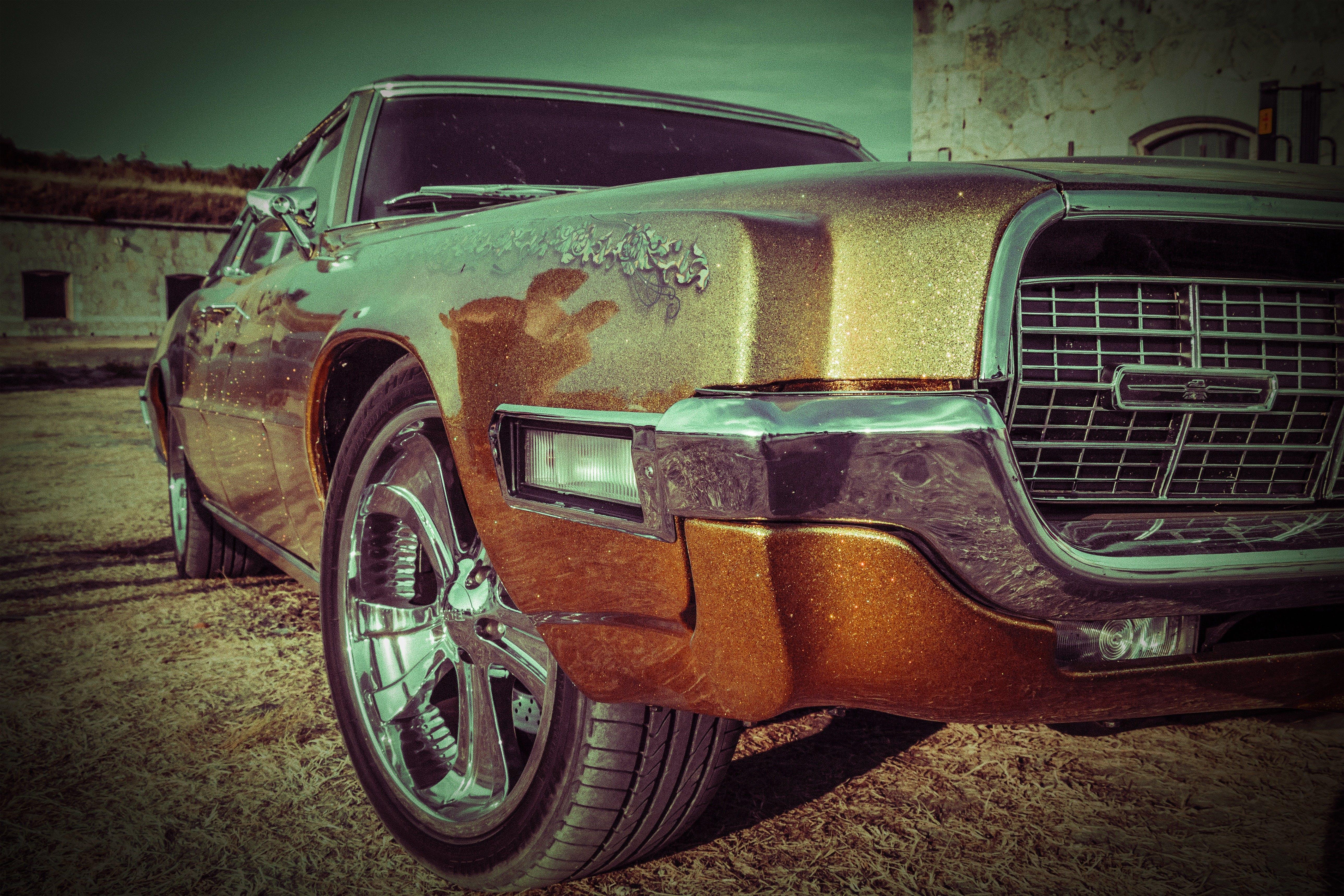 american car, car, classic