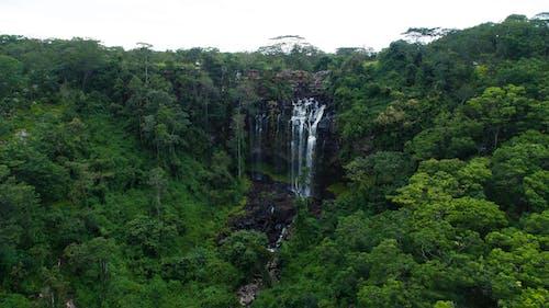 Kostnadsfri bild av vattenfall