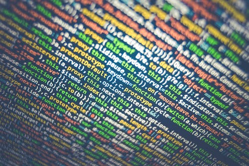 Free stock photo of code, coding, computer, concept