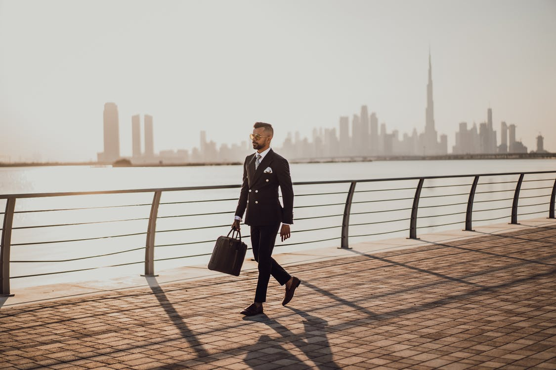 Základová fotografie zdarma na téma Burdž Chalífa, chůze, denní světlo
