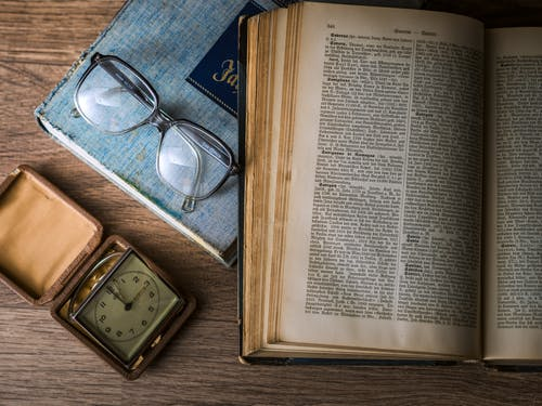 Gratis lagerfoto af antik, årgang, forskning, lære