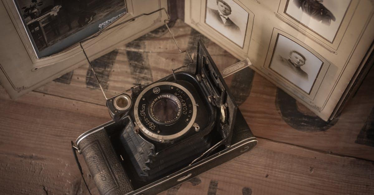 найти старый фотоаппарат во сне эффективной