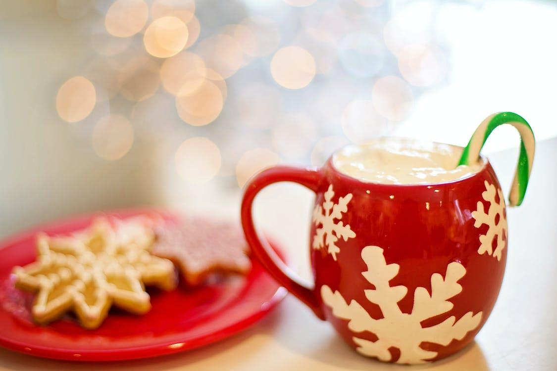 一杯咖啡, 傳統, 可口