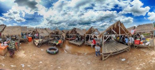 カンボジア, クメール語, コダック, ビューの無料の写真素材