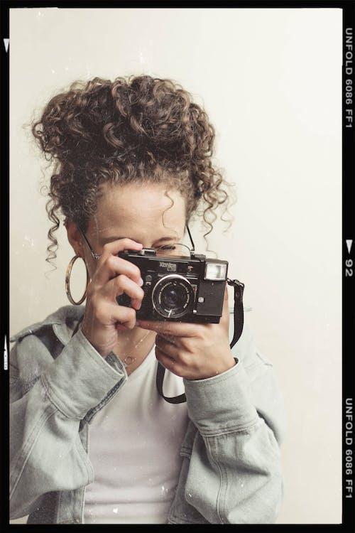 คลังภาพถ่ายฟรี ของ กล้อง, คน, คลาสสิก, ความคิดถึง