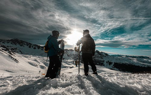 Free stock photo of adventure, andorra, cloud, cold