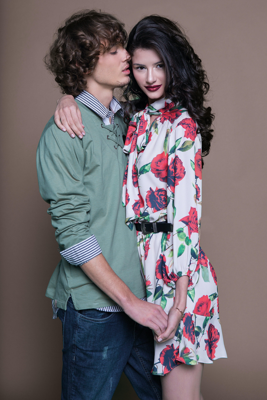 Kostenloses Stock Foto zu drinnen, fashion, fotoshooting, frau