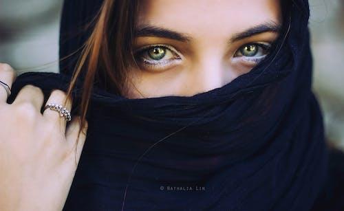 Бесплатное стоковое фото с moda, глаза, женщина, мода