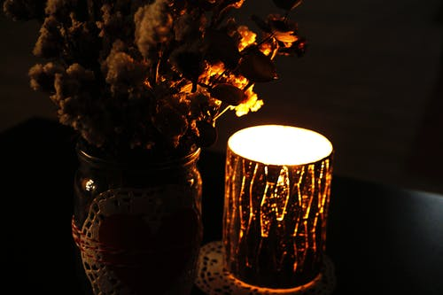 Free stock photo of candle, decor, decorate