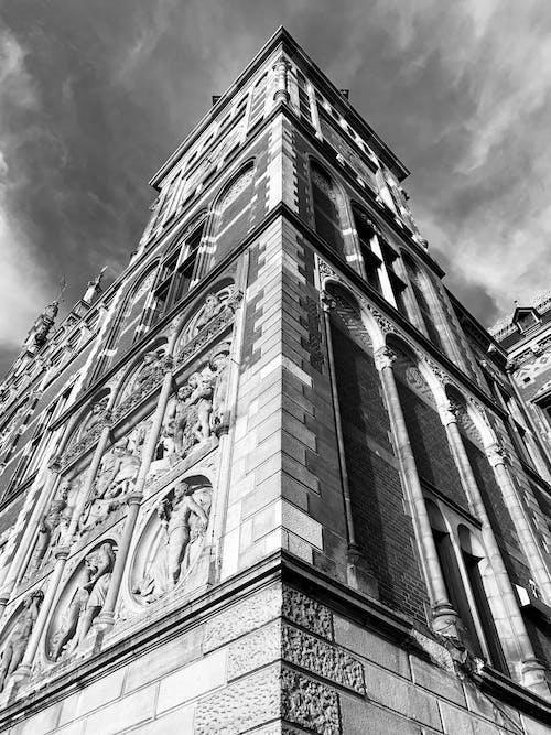 Бесплатное стоковое фото с 17ый век, Амстердам, архитектура, здание