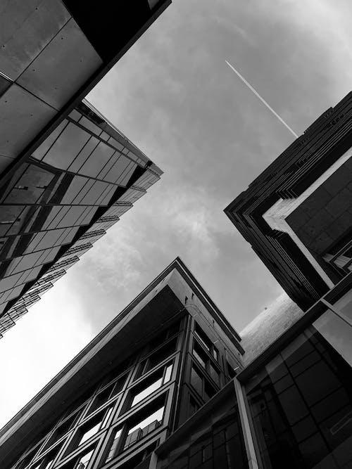 Kostnadsfri bild av arkitektonisk design, arkitektur, byggnader, glasartiklar