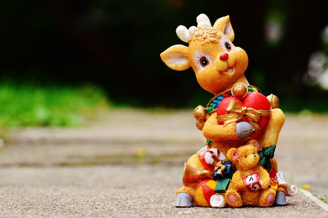 dárky, fík, hračka