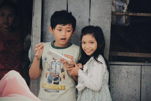 Darmowe zdjęcie z galerii z dzieci, granie, ludzki interes, miłość