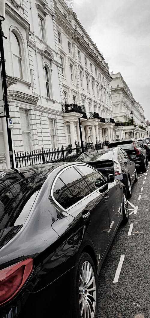 Free stock photo of black and white, fancy, london