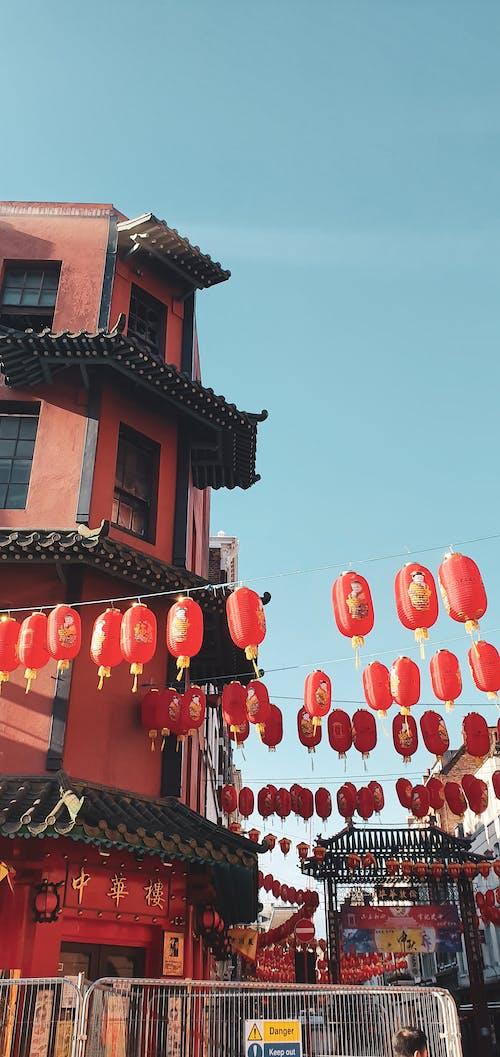 Free stock photo of china, china town, london