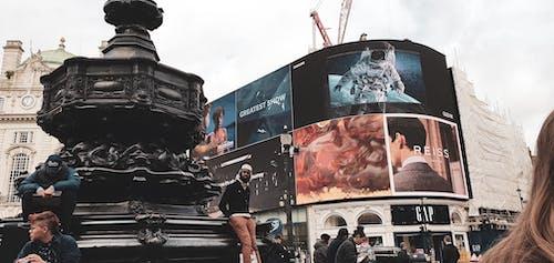 insanlar, kalabalık cadde, Londra, meşgul içeren Ücretsiz stok fotoğraf